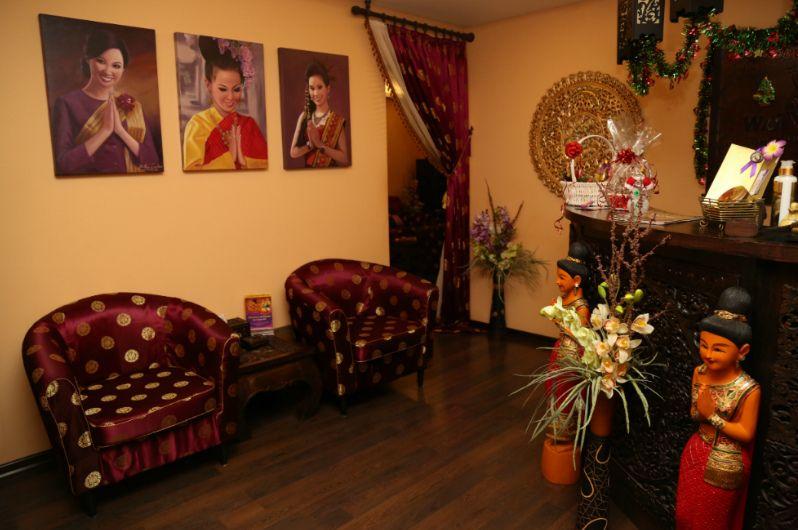 Салон тайского массажа Thaibeautyspa foto 5