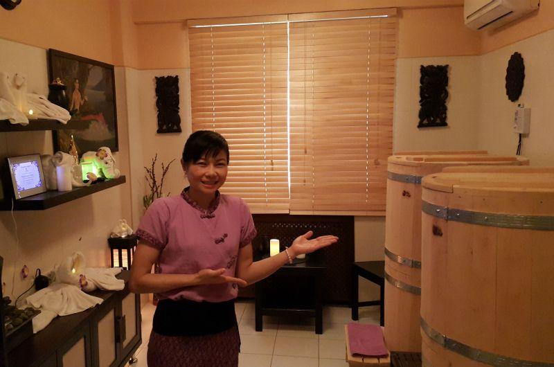 Салон тайского массажа Thaibeautyspa foto 9