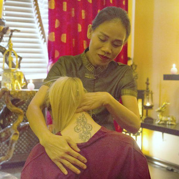 Целительный тайский массаж
